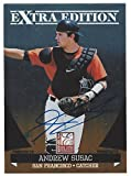 Andrew Susac San Francisco Giants Autographed Trading card