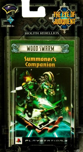 The Eye of Judgment: Wood Swarm Theme Deck - Playstation 3