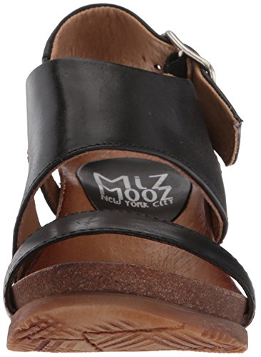 Sandal Mariel Mooz Black Medium Women's Miz 6PUx86