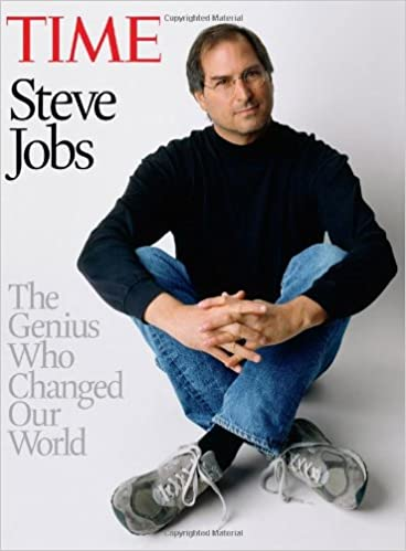 Time Steve Jobs: The Genius Who Changed Our World: Editors of TIME ...