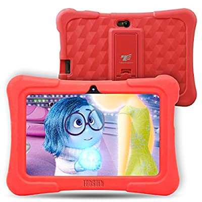 [Upgraded] Dragon Touch Y88X Plus Kids Tablet, 7 inch Display, Kidoz Pre-Installed with Disney Content (More Than $80 Value) (Android 7.1 OS)