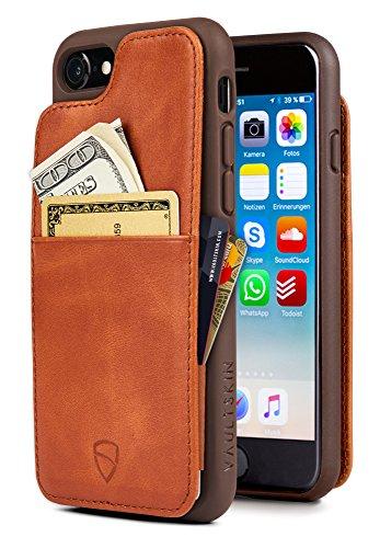 iPhone Vaultskin Minimalist Genuine Leather product image