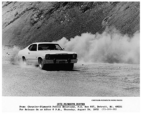 1973 Plymouth Duster Factory Photo
