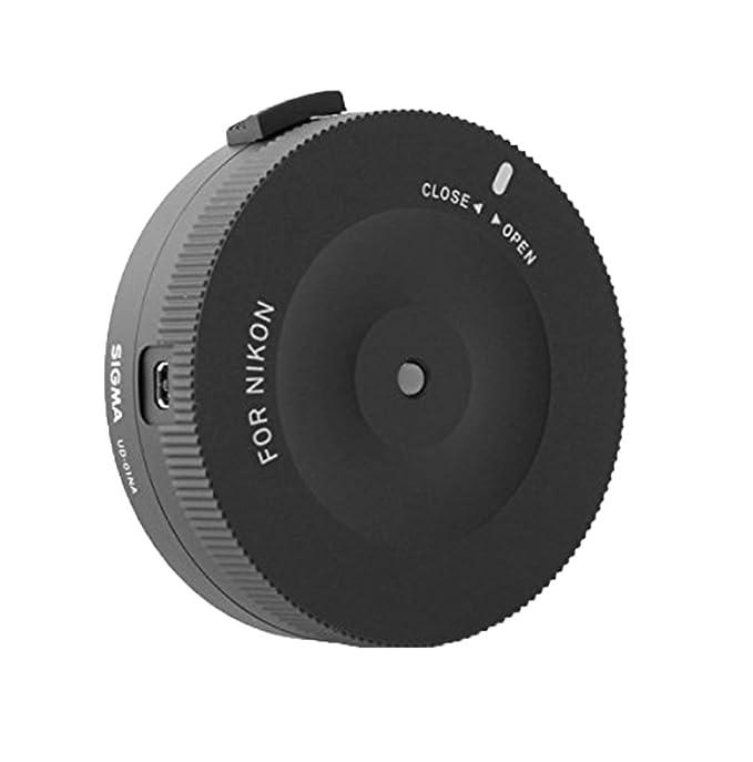 Sigma USB Dock Nikon - USB Dock para Objetivos Sigma Montura Nikon de la Serie Art