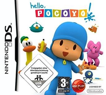 Amazon Com Hello Pocoyo Nds Uk Import Video Games