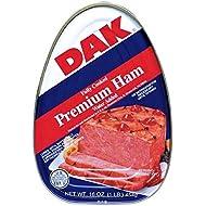 DAK Premium Ham, Fully Cooked, 16 oz.
