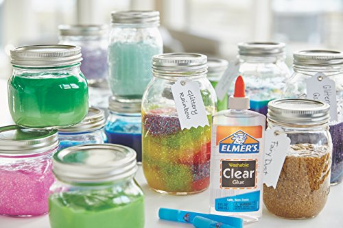 Elmer's Liquid School Glue, Clear, Washable, 9 Ounces, 1 Count Photo #9