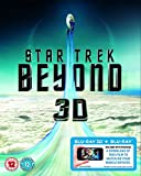 Star Trek Beyond [Blu-ray 3D + Blu-ray] [2016] [Region Free]