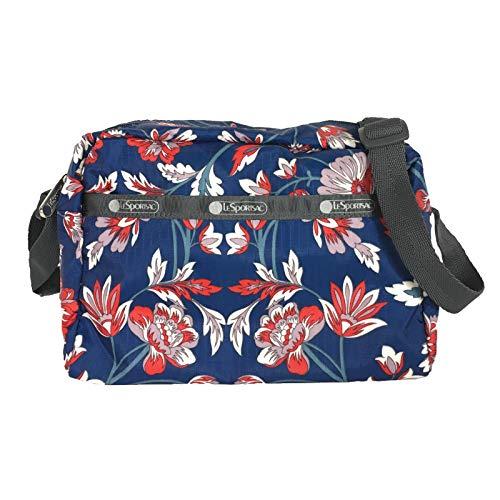 LeSportsac Daniella Vision Bag Print Crossbody Floral Blissful rqwSrpBx