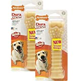 Nylabone Dura Chew Souper Original Flavored Bone Dog Chew Toy [2-Pack]…