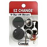 Coastal Pet Products Ez Change ID Clip, Nickel
