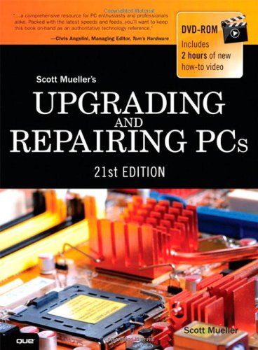 Price comparison product image Upgrading and Repairing PCs (21st Edition)
