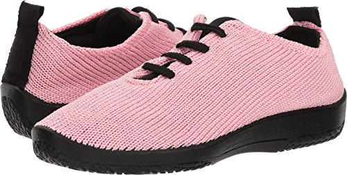 Arcopedico Womens LS Tie Knit Pink Oxford - 42