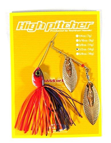 O.S.P(オーエスピー) ルアー ハイピッチャー 1/2oz DW S50 サンセットレッドの商品画像