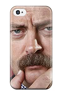 Faddish Parks And Recreation Case Cover For Iphone 4/4s