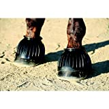 Professional's Choice Pull On Rubber Bell Boots Med
