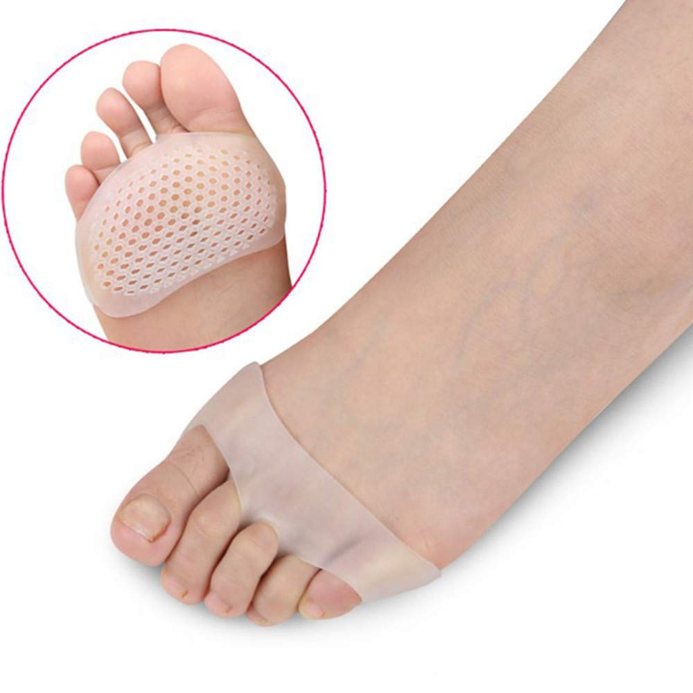Anti-Pain Sponge Cushion Foot Forefoot Half Yards Foot Pain Cushions Pads Insole