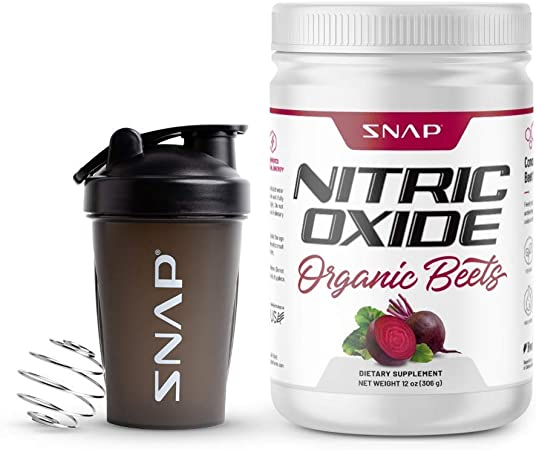 Organic Beets + Snap Shaker Bottle (2 Products)