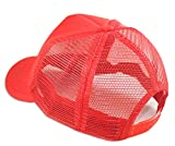 Super Mario Hat - Adult Snapback Baseball Cap for Cosplay Party