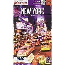 NEW YORK 2018 + PLAN DÉTACHABLE + OFFRE NUMÉRIQUE