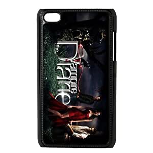 Ipod Touch 4 Phone Case The Vampire Diaries CGH04565