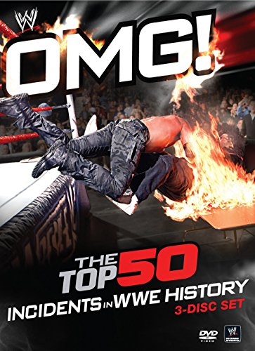 WWE: OMG! The Top 50 Incidents in WWE History (Wwe Omg Top 50 Incidents In Wwe History)