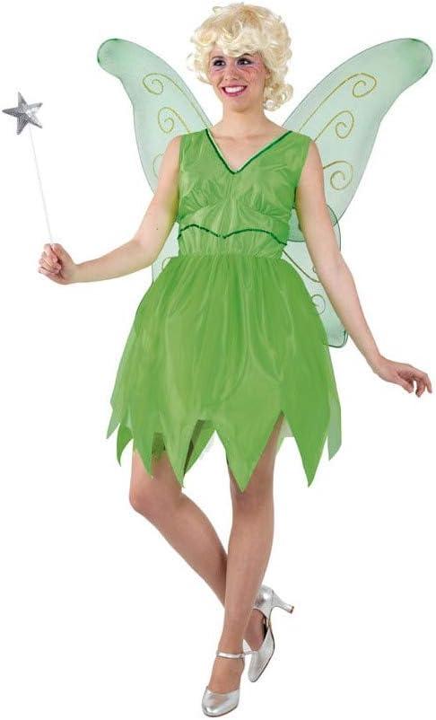 DISBACANAL Disfraz Campanilla Mujer - -, M: Amazon.es: Juguetes y ...