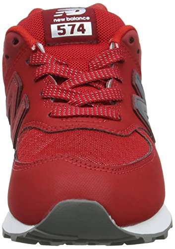New red Enfant Gc574v1g Rouge Baskets Mixte Balance black fKCYqfwr