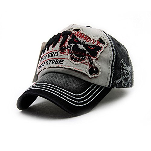 Jack Daniels Dog Costume (Gorras Beisbol Planas Snapback Caps Wolf Bone Baseball Cap Golf Hats For Men Women Casquette Hip Hop Boys Homme Driver Sun Hat (Number 5 Black))