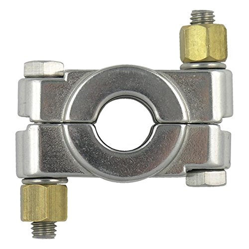 VNE 13MHP1.5 High Pressure Bolted Sanitary Clamp 304 Stainless Steel