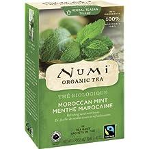 NUMi TEAS Moroccan Mint Tea, 18 Count