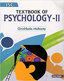 Buy Textbook of ISC Psychology Class 12 (Textbook of ISC Psychology