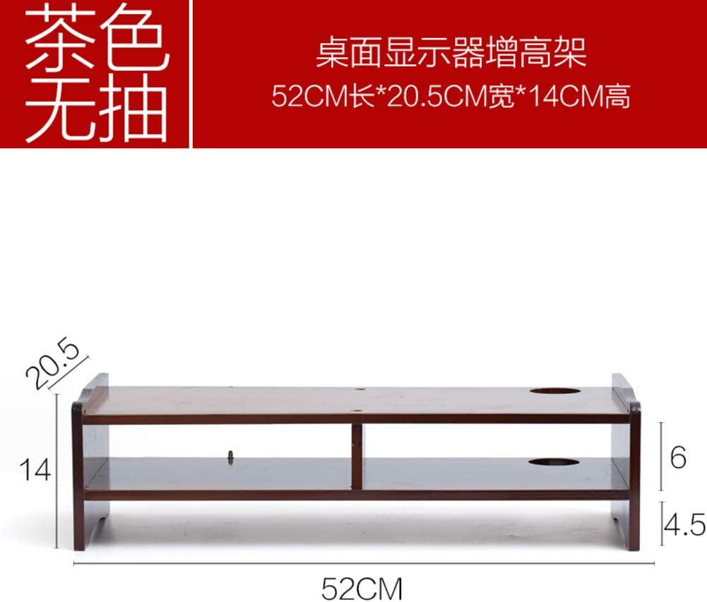 100/% Bamboo Retro Standing Desk Desk Organizer,for Desk Anti-Slip Foldable with Drawer Ventilation Multifunction for Home Or Office-g