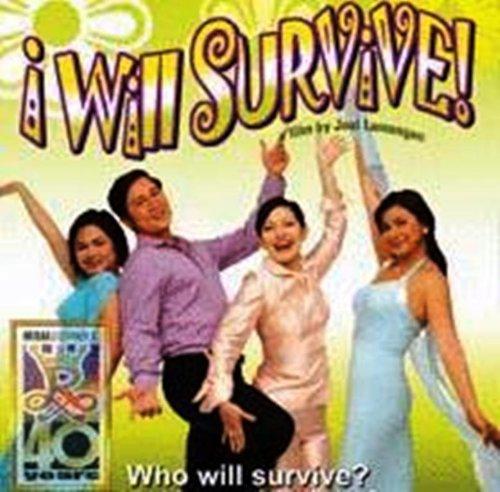 - I will survive - Philippines Filipino Tagalog DVD Movie