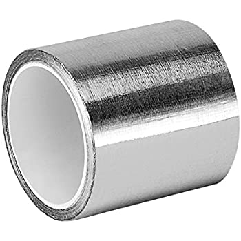Aluminum Foil Tape Best For Hvac Insulation And Heavy Duty Aluminum NEW Ducts