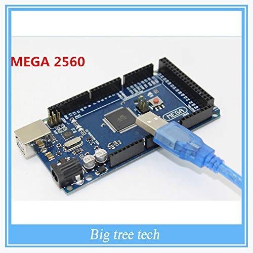 USB Cable Compatible Good Quality Low Price Sduino Mega 2560 R3 Mega2560 REV3 ATmega2560-16AU Board