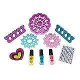 Style-Carry Nail Polish Set Grils Toys Nail Salon