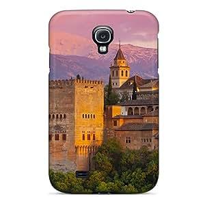 Fashion Protective Monastery In Granada Spain Case Cover For Galaxy S4
