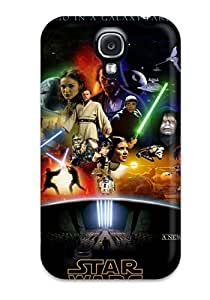 Galaxy Case - Tpu Case Protective For Galaxy S4- Star Wars Anthology