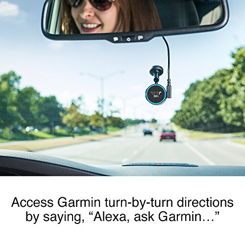 Garmin Speak with Amazon Alexa
