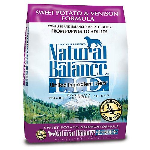 Natural Balance LID Natural Dry Dog Food