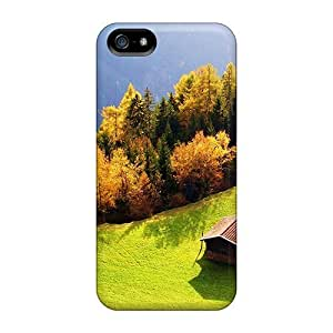 Durable Case For The Iphone 5/5s- Eco-friendly Retail Packaging(cabin In The Woods)