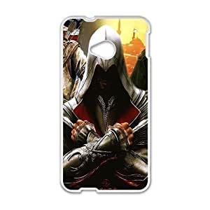 Happy Assassin's creed rogue Case Cover For HTC M7