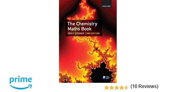 The chemistry maths book erich steiner 9780199205356 amazon the chemistry maths book erich steiner 9780199205356 amazon books fandeluxe Image collections