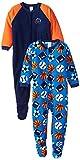 Gerber Little Boys' 2 Pack Blanket Sleepers, Sport, 3T