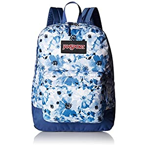 JanSport Unisex Black Label SuperBreak Multi Turkish Dutch Floral Backpack