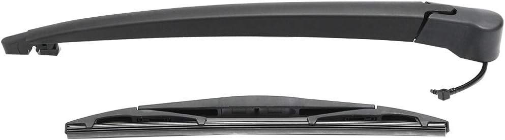 ben-gi Reemplazo para Cadillac Escalade ESV 2007-2013 limpiaparabrisas Parabrisas Trasero del Parabrisas del Limpiador del Brazo y del Strip Kit de Piezas