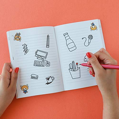 Aggretsuko Reversible Journal