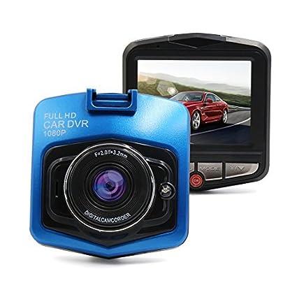 eDealMax 2.4 Full HD 1080P 170 coche granangular la conducción del Video de la videocámara de