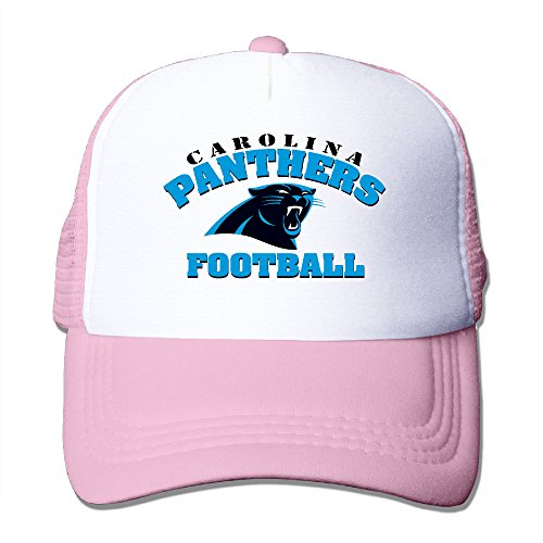 LINNA Carolina Sport Football Team Cotton Hats B-boy Caps For Outdoor Sports Pink